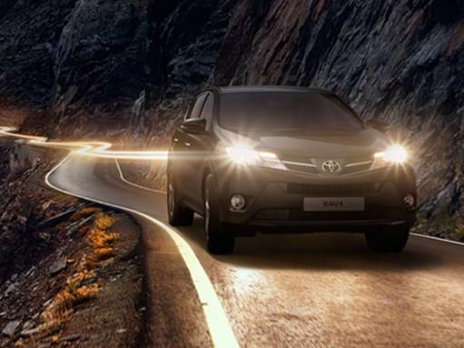 Toyota расширила линейку комплектаций RAV4