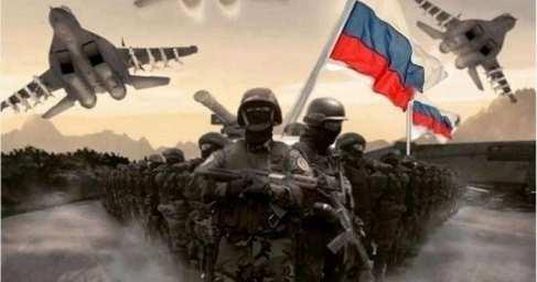 Российская армия вошла в тройку сильнейших в мире
