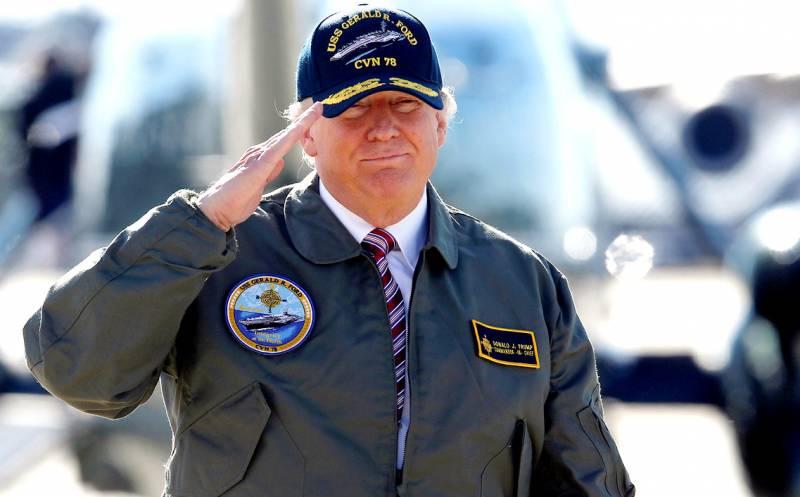 Трамп меняет высший генералитет США. Мировая война на пороге?