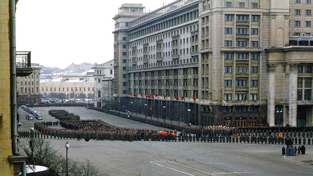 65 лет назад страна понесла тяжелейшую утрату - не стало Сталина...