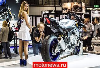 Yamaha огласила европейские цены на мотоциклы YZF-R1, R1M и R3