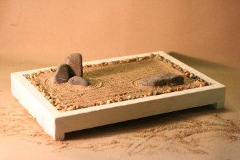 Мини-сад камней своими руками