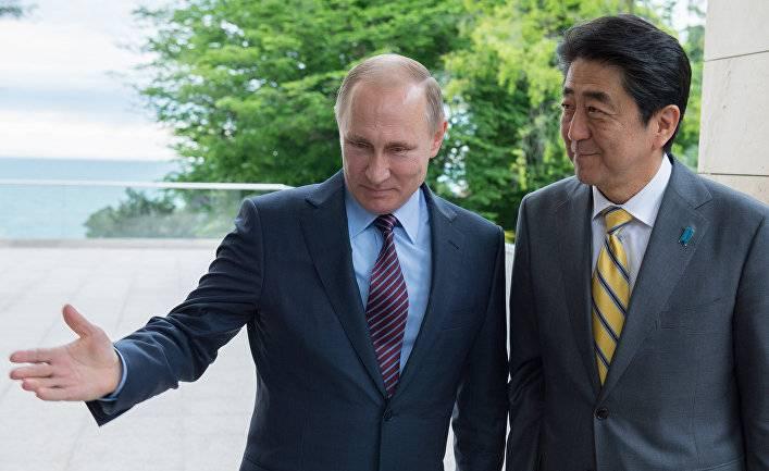Осложнение переговоров по Курилам: поведение японцев имеет свою подоплеку