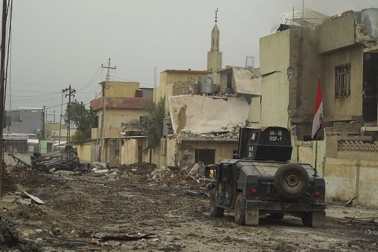 Не победа, а позор – как русские ощипали американский «Удар орла» в Ираке