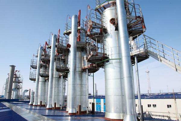 Добыча газа в РФ растет быст…