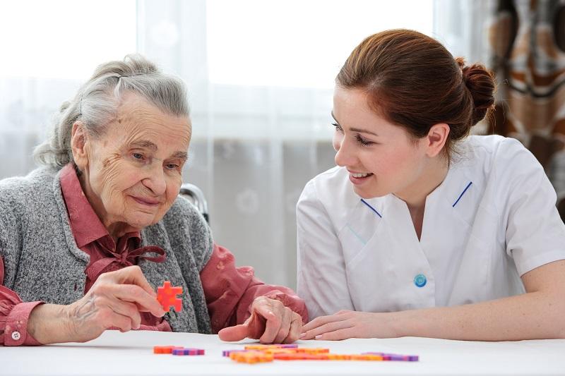 люди с деменцией