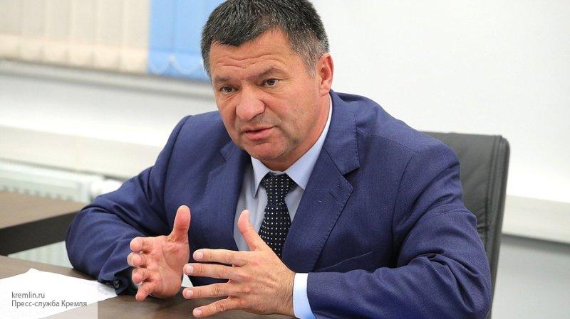 В штабе Андрея Тарасенко обв…
