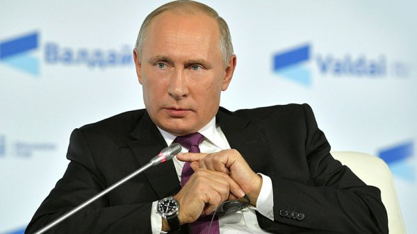 """Путин на заседании клуба """"Валдай"""": Главного не сказал, но все поняли"""