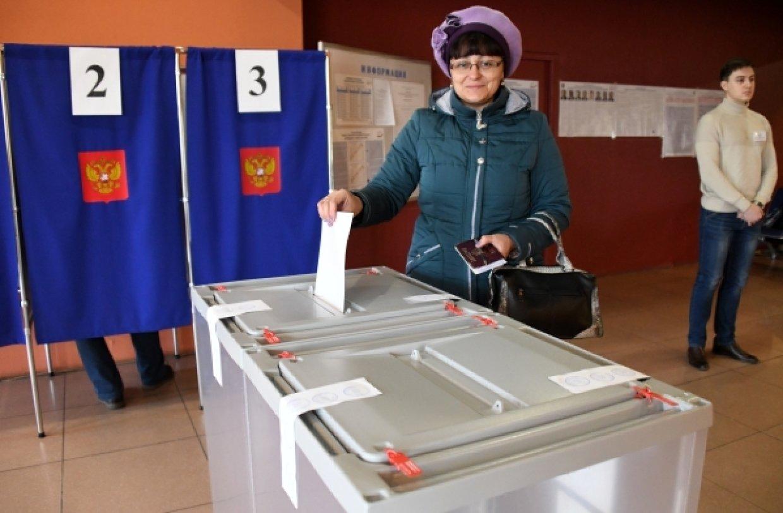 Выборы-2018: досрочно прогол…