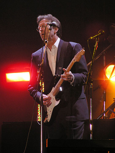 ЗАРУБЕЖКА. Eric Clapton