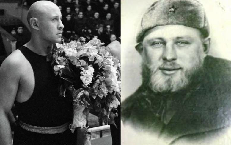 Николай Королев: как легендарный боксер нокаутировал фашистов?