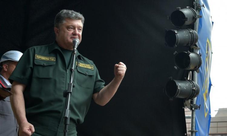 Порошенко, президент, Украина, Мариуполь