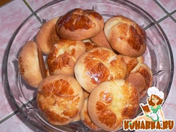 Поача (турецкие пирожки с сыром)