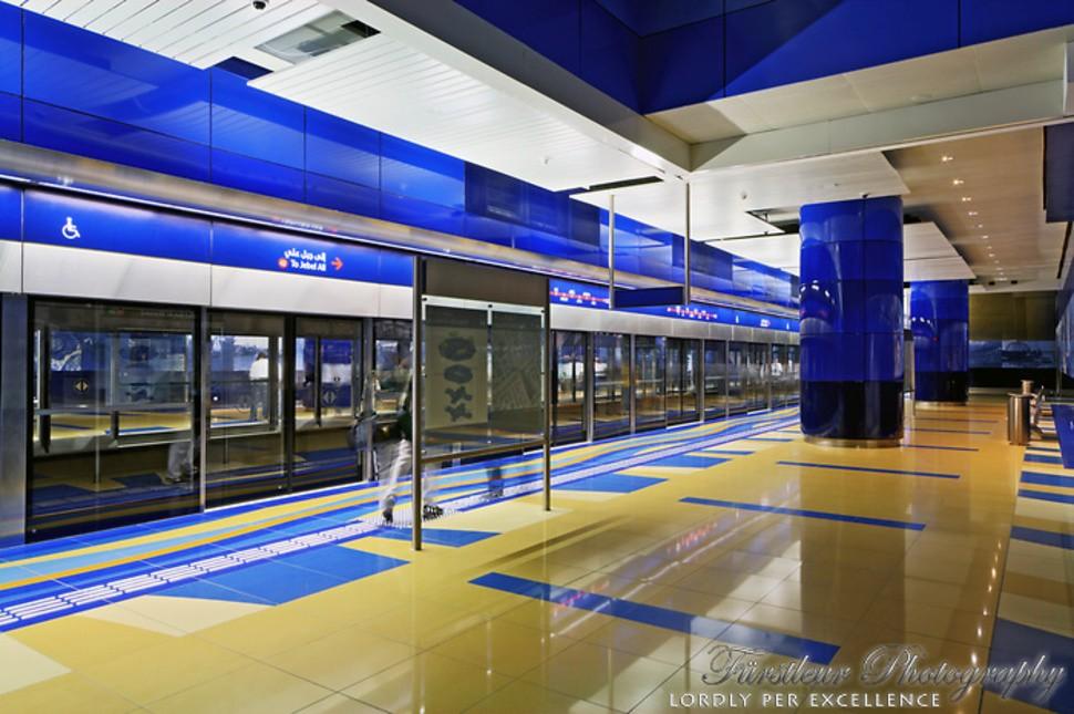 MetroStations05 17 самых волшебных станций метро со всего мира