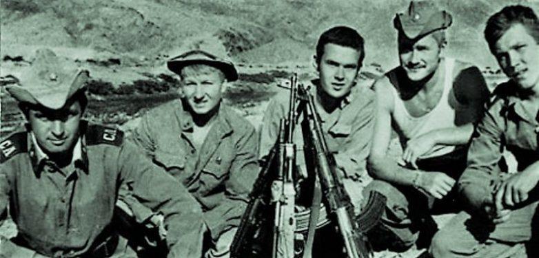 Подвиг бойцов 9-й роты