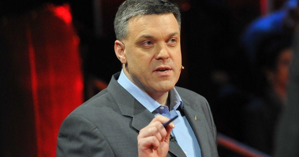 Тягнибок грозится нацистским планом «десепаратизации» Донбасса