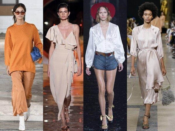 Что купить из трендов?! Супер модные образы на весну и лето 2019 года