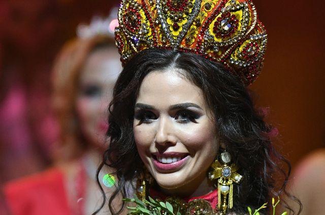В Москве выбрали победительницу конкурса «Миссис Россия – 2018»