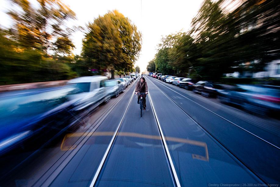 Berlin 35 Общественный транспорт Берлина