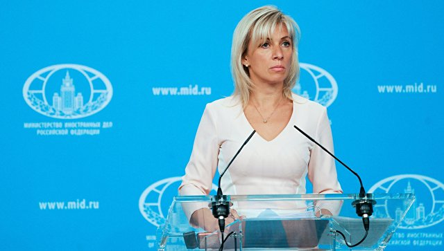 """Захарова ответила на заявление Госдепа об """"улучшении поведения"""" России"""
