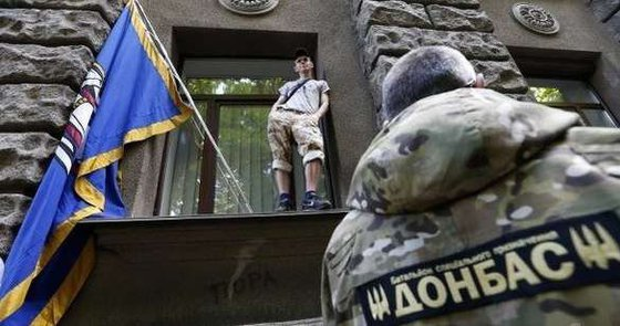 """Украина будет сажать за неправильный ответ на """"чей Крым"""""""