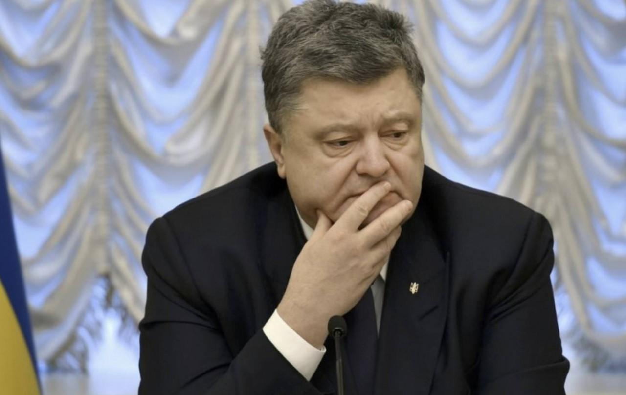 Британские военные помогут Порошенко продлить ВП?!