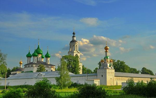 Ярославль. Самые красивые и интересные города России