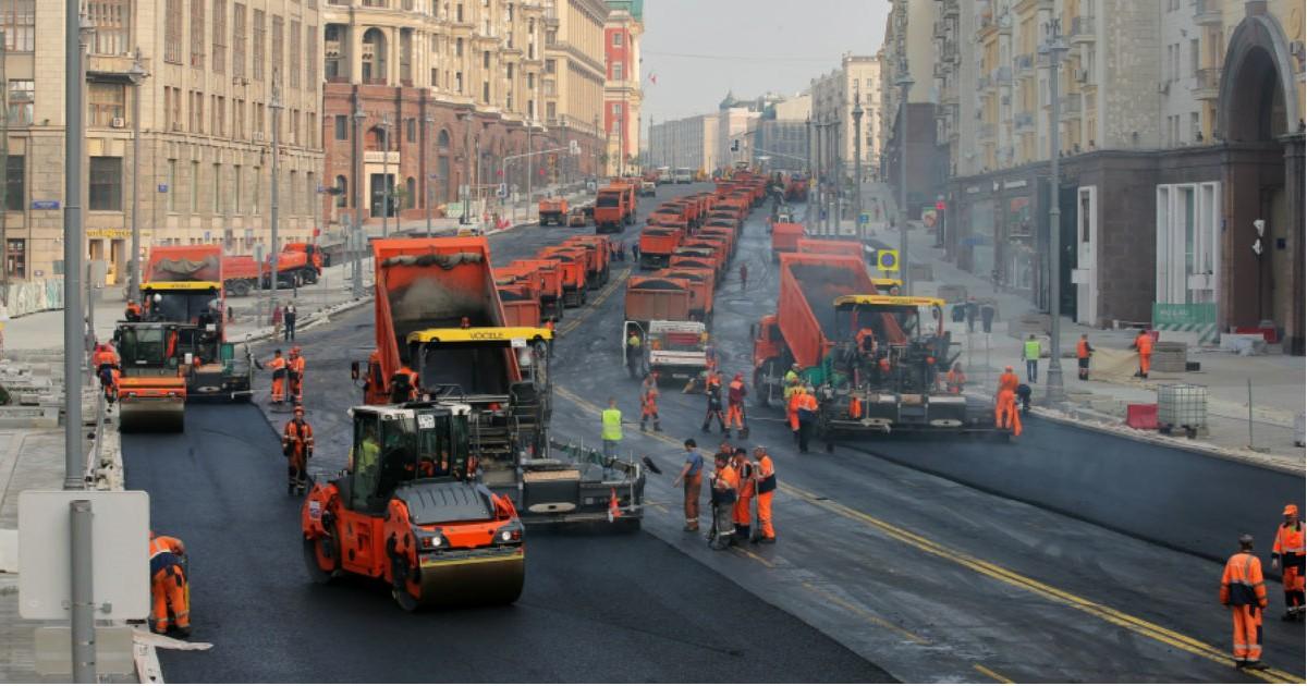 На благоустройство Москвы за год потратили 281 миллиард. Это хорошо?