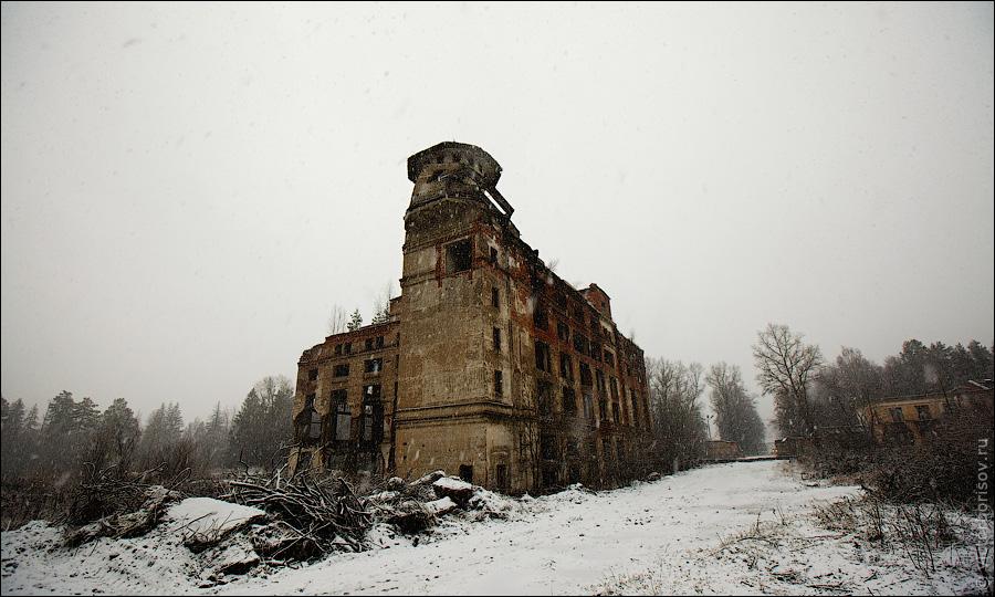 8177 Торфобрикетный завод и Дутшевская ГЭС