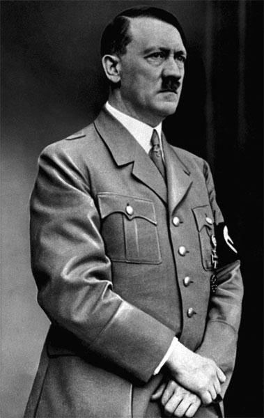 Как генетики устраняли жестокость у Гитлера