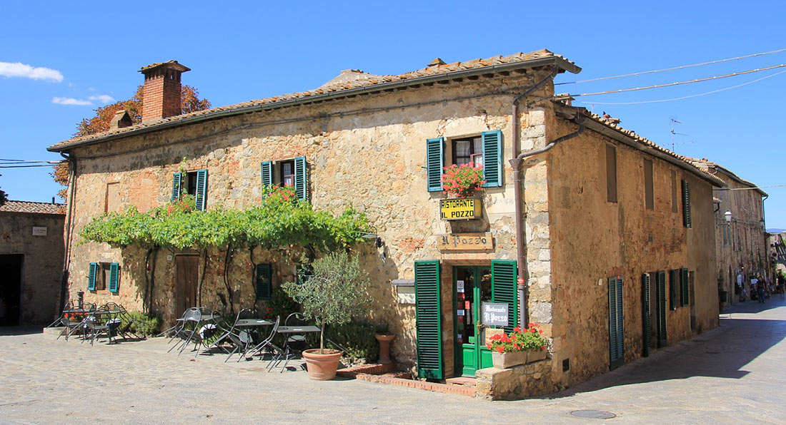 Где остановиться в Тоскане