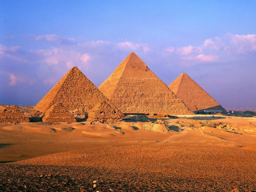 Следы присутствия сыра были найдены в египетских пирамидах