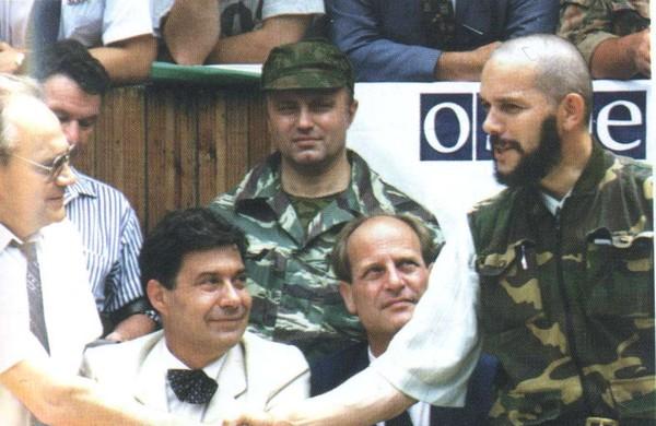 Война в Чечне. Воспоминания участника