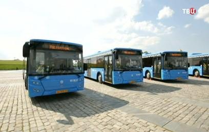 Собянин рассказал об обновлении транспортного парка Москвы