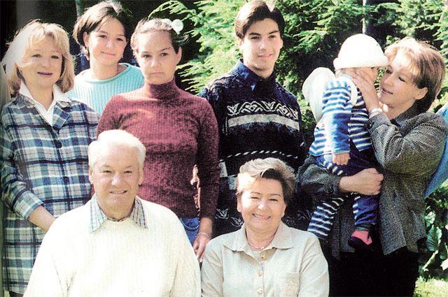 Все на плаву? Как живут и чем занимаются члены семьи Бориса Ельцина