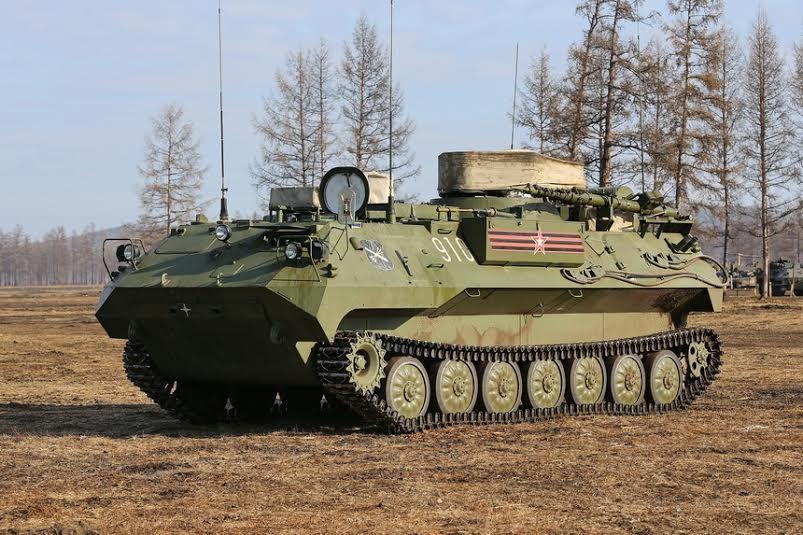 Комплекс ПВО «Барнаул-Т» встал на вооружение российских десантников