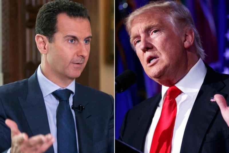 Сам такой: в Сирии ответили Трампу, назвавшему Асада «животным»