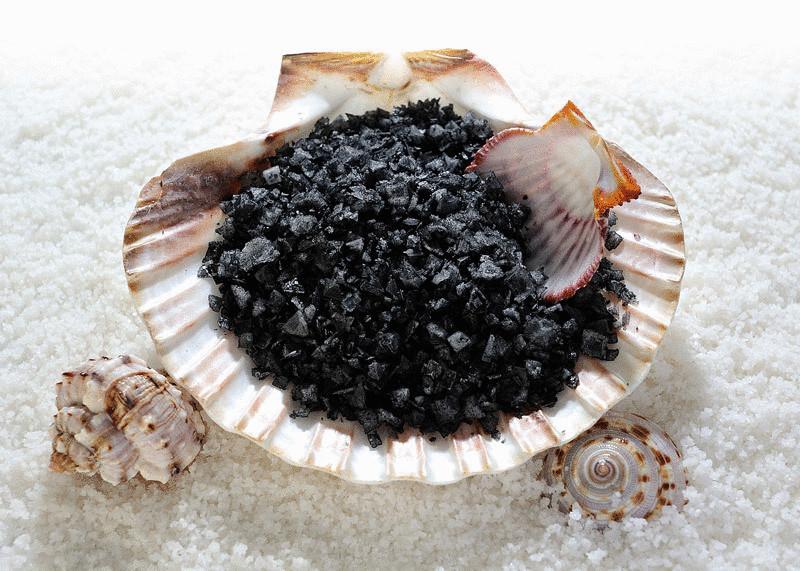 черная гималайская соль