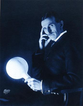 Никола Тесла. Человек, обогнавший своё время.