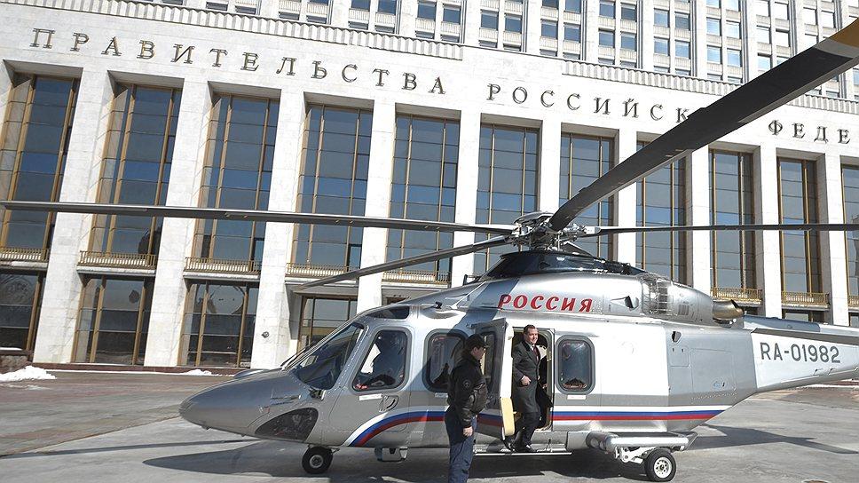 У премьера Медведева отняли …
