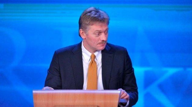 Песков: поставки оружия Киеву из США – шаг к эскалации конфликта