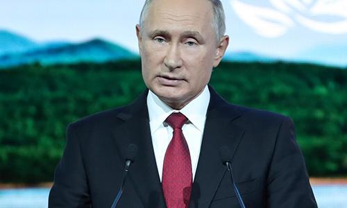 Владимир Путин назвал главны…