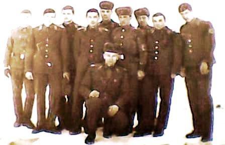 Армейские будни…Эпизоды из армейской жизни… рассказ девятнадцатый