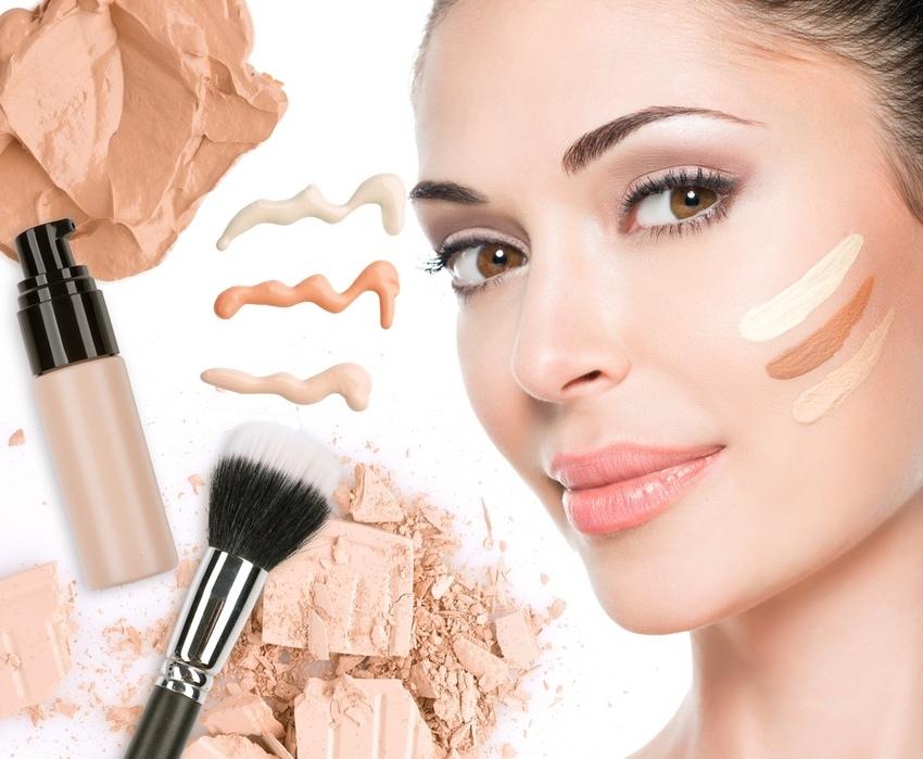 Всего три тонны макияжа для здорового сияния и натуральности