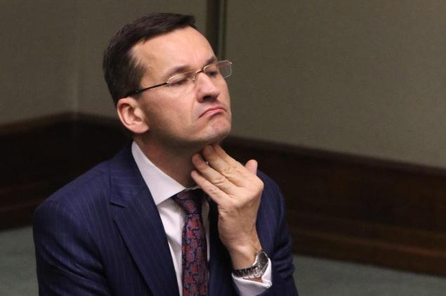 Премьер Польши сгущает краск…