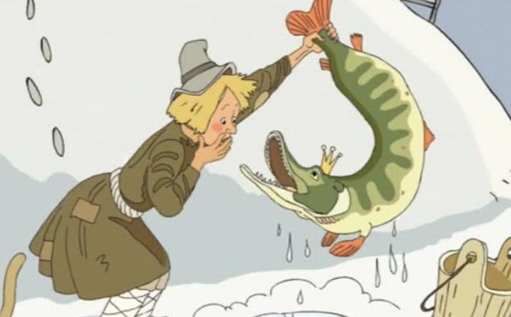 Щука — Из-за этой рыбы россияне нищие (сказали в Центробанке)