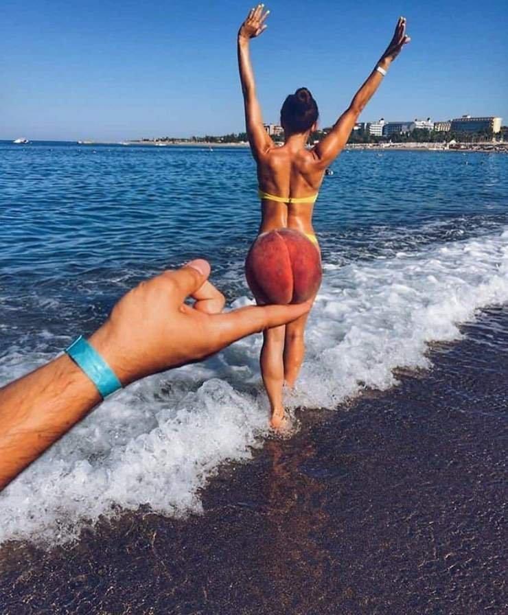 Веселый отпуск на море