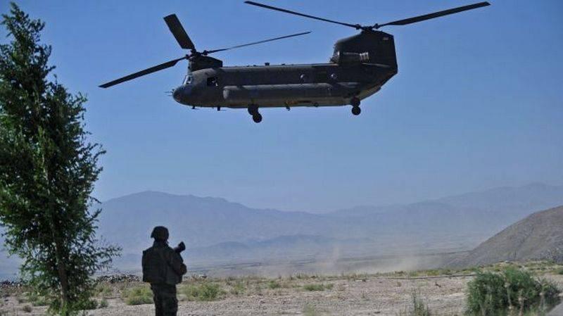 Лавров: Россия ждет от США разъяснений о неопознанных вертолетах в Афганистане