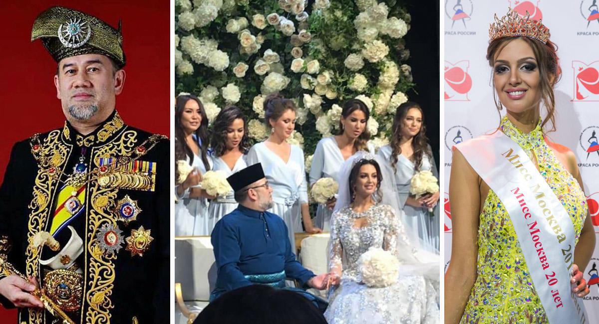 Картинки по запроÑу 49-летний король Малайзии