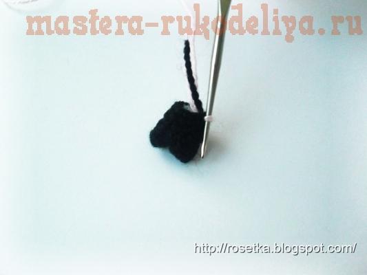 Мастер-класс по вязанию крючком: Поросенок